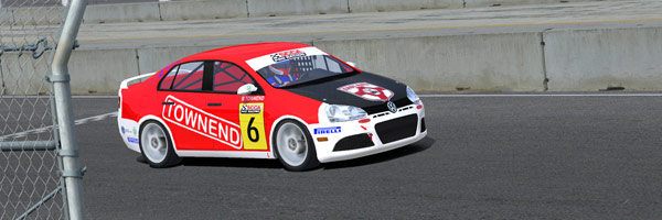 Over the line for Townend at Laguna Seca