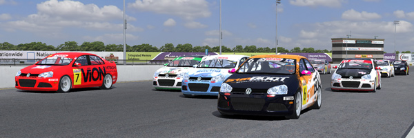 Jetta club grid at Infineon