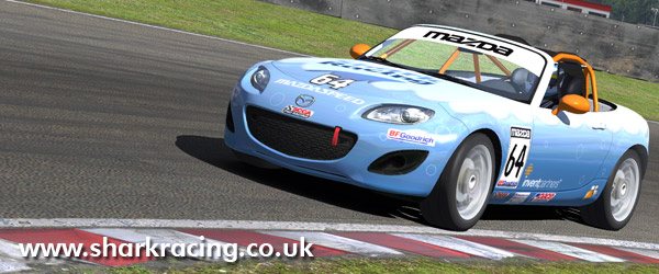 Shark Racing MX-5 Cup